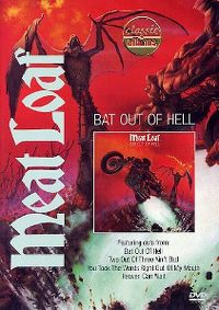 Cover Meat Loaf - Bat Out Of Hell [DVD]
